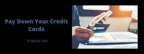 how to improve credit score